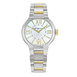 Raymond Weil Noemia 5932-STP-00907 Stainless Steel Quartz Ladies Watch