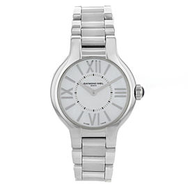 Raymond Weil Noemia 5927-ST-00907 Stainless Steel Quartz Ladies Watch