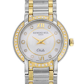Raymond Weil Othello Steel Diamonds Quartz Ladies Watch 2320-STS-00985