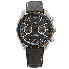 Omega Speedmaster Racing Steel Gold Grey Dial Mens Watch 329.23.44.51.06.001