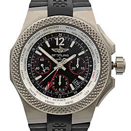 Breitling Bentley GMT Titanium Automatic Mens Watch EB043335/BD78-232S