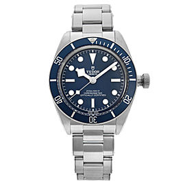 Tudor Black Bay Fifty-Eigh s Steel Blue Dial Automatic Mens Watch M79030b-0001