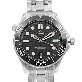 Omega Seamaster 300M Co-Axial Black Dial Automatic Men Watch 210.30.42.20.01.001