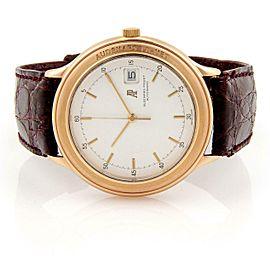 Men's Audemars Piguet 18K Pink Gold 40.5mm Automatic Dress Watch
