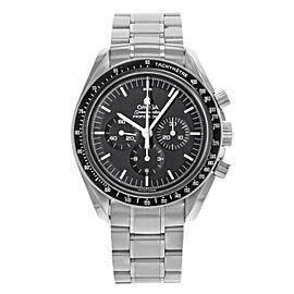 Omega Speedmaster Professional Moonwatch Steel Black Dial Mens Watch 3570.50.00