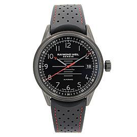 Raymond Weil Freelancer Steel Black PVD Automatic Mens Watch 2754-BKR-05200