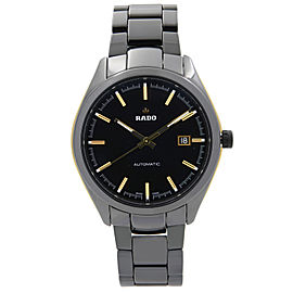 Rado HyperChrome High-Tech Ceramic Steel Black Dial Automatic Watch R32253152