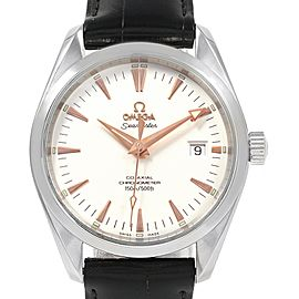 Omega Seamaster Aqua Terra Mens Steel Watch 2503.34.00