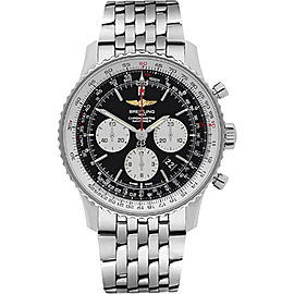 Breitling Navitimer AB012721-BD09SS Stainless Steel 46mm Mens Watch