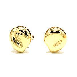 Tiffany and Co. Elsa Perretti Nugget Earrings