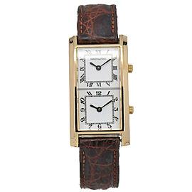 Hamilton American Traveler 6274 Dual time Quartz Unisex Watch