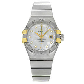 Omega Constellation 123.20.31.20.55.004 31mm Womens Watch