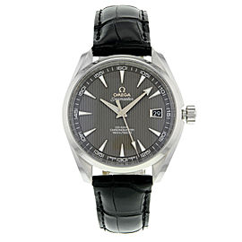 Omega Aqua Terra 150 M 231.13.42.22.01.001 Stainless Steel Automatic Mens Watch