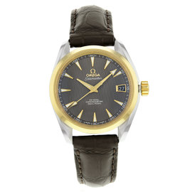 Omega Aqua Terra 231.23.39.21.06.002 38mm Mens Watch