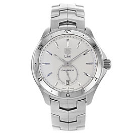 Tag Heuer Link WAT2111.BA0950 40mm Mens Watch