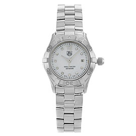 Tag Heuer Aquaracer WAF1415.BA0824 27mm Womens Watch