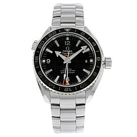 Omega Planet Ocean GMT 232.30.44.22.01.001 Steel Automatic Men's Watch