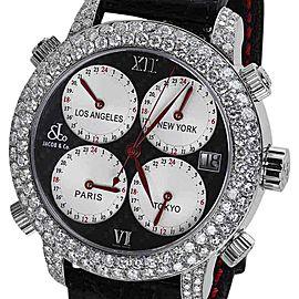 Jacob & Co. Diamond H24 Mens Watch
