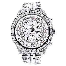 Breitling for Bentley / Breitling Bentley A4436412 Diamond Watch