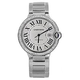 Cartier Ballon Bleu de Cartier W69012Z4 Stainless Steel Automatic 42mm Watch