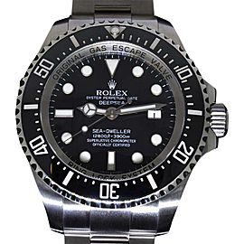 Rolex Deepsea Sea-Dweller 116660 Stainless Steel & Ceramic Automatic 44mm Mens Watch