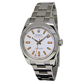 Rolex Milgauss 116400 Stainless Steel Automatic 40mm Mens Watch