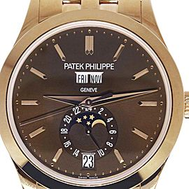 Patek Philippe Annual Calendar 5396/1r-001 18K Rose Gold Automatic 38mm Mens Watch