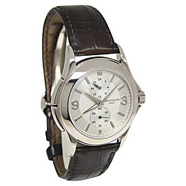 Patek Philippe Travel Time 5134G-001 37mm Mens Watch