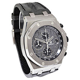 Audemars Piguet Royal Oak Offshore 26470ST.OO.A104CR.01 Stainless Steel 42mm Mens Watch