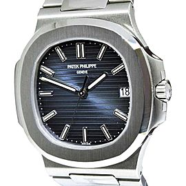 Patek Philippe Nautilus 5711/1A-010 Stainless Steel & Blue Dial 40mm Mens Watch