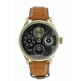 IWC Portuguese Perpetual Hemisphere IW5021-19 44mm Mens Watch