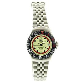 Tag Heuer Formula 1 371.508 Formula 28mm Womens Watch