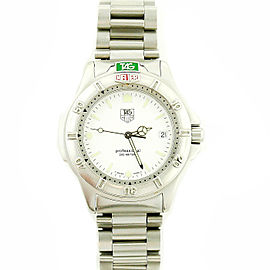 Tag Heuer 4000 Prof 999.806A 38mm Mens Watch