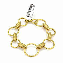 Gurhan Wheatla 24K Yellow Gold Bracelet