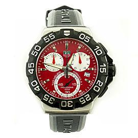 Tag Heuer Formula 1 CAH1112 41mm Mens Watch