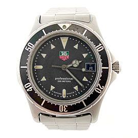 Tag Heuer 1500 Series 973.006F 37mm Mens Watch