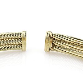 David Yurman Cable Diamond Necklace