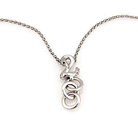 Carrera Y Carrera Diamond, Sapphire Pendant