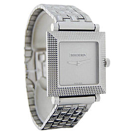 Boucheron Pyramid AJ415145 30mm Unisex Watch