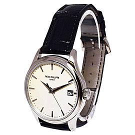Patek Philippe Calatrava 5227G-001 39mm Mens Watch
