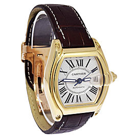 Cartier Roadster 2524 38mm Mens Watch