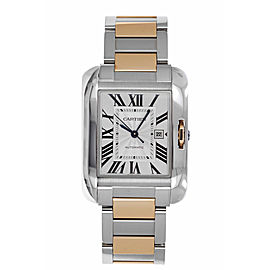 Cartier Tank Anglaise W5310037 29.8mm Unisex Watch