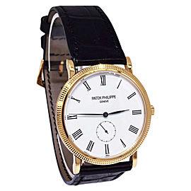 Patek Philippe Calatrava 5119R 36mm Mens Watch