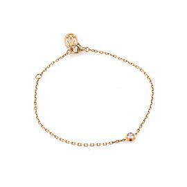 Cartier 18K Rose Gold Sapphire Bracelet
