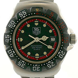 Tag Heuer Formula 1 WA1414 28mm Vintage Womens Watch