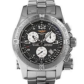 Breitling Emergency A73321 45mm Mens Watch