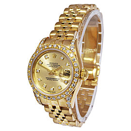 Rolex Datejust 179238 26mm Womens Watch