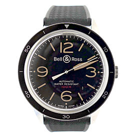Bell & Ross Heritage BR123-92 43mm Mens Watch