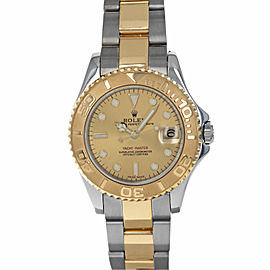 Rolex Yachtmaster 168623 35mm Unisex Watch