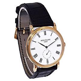 Patek Philippe Calatrava 5116R-001 36mm Mens Watch